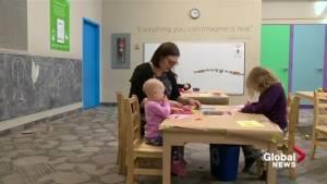 How Alberta cabinet minister Brandy Payne balances parenting and politics: 'Little stolen moments'