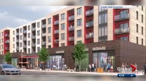 Whyte Ave development looks different than proposed design
