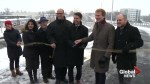 Dorval overpass inaugurated