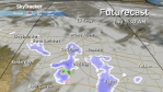 Saskatoon weather outlook: warm air slides aside with a wave of snow