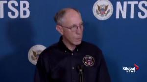 NTSB reveals findings from flight data recorder of Jacksonville crash