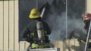 Fire in Delta