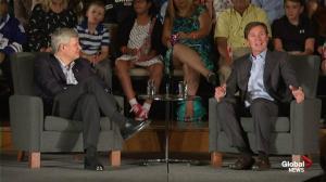 Wayne Gretzky talks about childhood, late mother