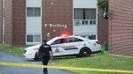 Police can't comment if shooting was random, say 1 injured and 4 killed in total in Fredericton shooting