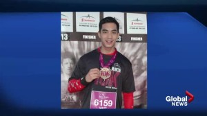 Calgary mass killer Matthew de Grood addresses review board