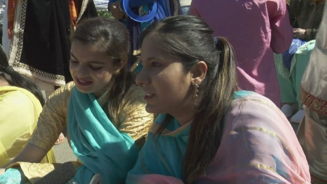 Surrey's Vaisakhi parade sees more than 500,000 people, setting new attendance record