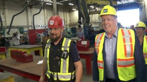 B.C. premier announces new Crown corporation for provincial infrastructure projects