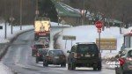 Stretch of road on Mount Royal will close to motorists