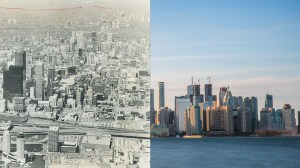 Canada 150: Major city skylines then and now
