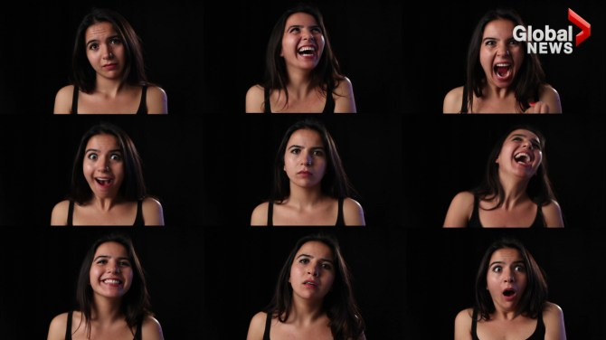 Researchers say there are 27 distinct categories of emotions