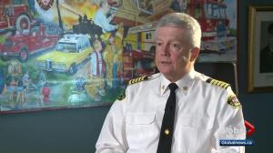 Edmonton fire chief says Windermere fire station is about 1 year behind schedule