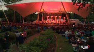 Symphony Under the Sky in Hawrelak Park