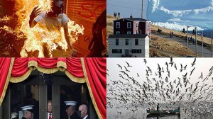 News photos from around the world in 2017