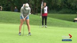 Edmonton family makes golf a true team sport