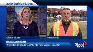 Pierrefonds mayor credits preparation for limited flooding so far
