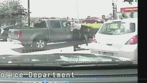 Austin police officer caught on camera saying black people have 'violent tendencies'