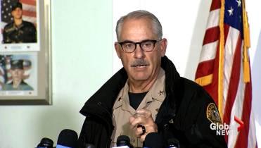 California shooter's wife found dead in home, hidden