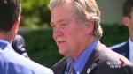 Steve Bannon steps down from Breitbart News