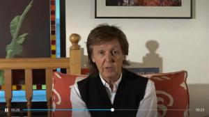 Sir Paul McCartney teams with Skype to create new musical emojis