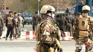 Suicide bomber kills multiple people near police checkpoint in Afghan capital