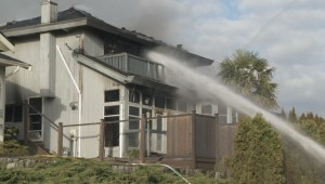 Fire destroys Port Coquitlam home