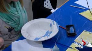 Bowl Painting Day for Calgary Interfaith Foodbank