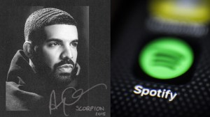 This is why Spotify users are mad over promotion of Drake's latest album