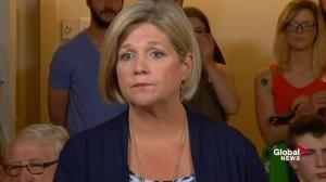 'Kathleen Wynne is playing a dangerous game': Andrea Horwath