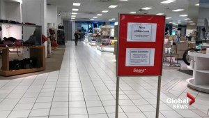 Fairview Pointe-Claire Sears hiring ahead of liquidation