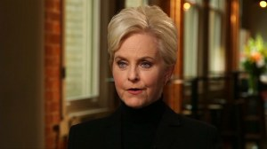 Cindy McCain, wife of John McCain, hopes Trump learns from election losses