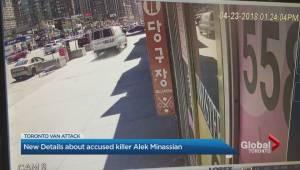 Investigators get search warrant to enter home of van attack suspect Alek Minassian