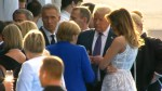 NATO leaders including Trudeau and Trump attend party, working dinner