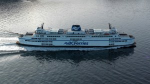 BC Ferries hoping for help from federal government
