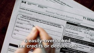 6 easily-overlooked tax credits or deductions