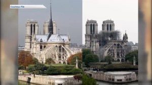 Associate Art History Professor discusses significance of Notre Dame Fire on the Morning Show