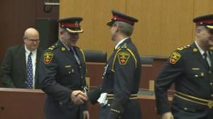 Durham Regional Police Service swears in new deputy chiefs