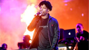 ICE arrests Grammy-nominated rapper, 21 Savage, says is in U.S. illegally