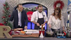 Saturday Kitchen: Cranberry sauce & gravy