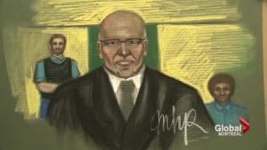 Richard Henry Bain testifies