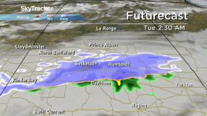 Saskatoon weather outlook: 100-year-old record broken, snowy start to October