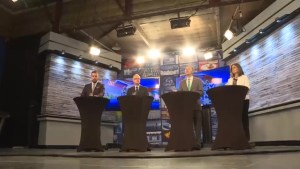 Candidates square off in CKWS TV debate