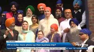 Was Trudeau's trip to India just a photo-op?