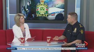 Marijuana outlets and new street drugs in Saskatoon
