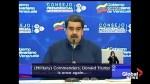 Nicolás Maduro calls Donald Trump's speech 'Nazi-style'