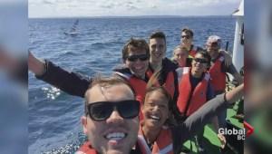 UBC 'sailbot' found after drifting at sea