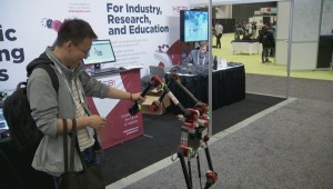World's largest robotics conference happening in Montreal