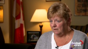 Susan Campbell says giving veterans benefits to her daughter's killer is 'a wrong' against her