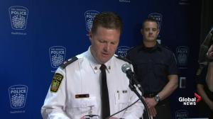 Peel police establish dedicated task force to investigate restaurant bombing