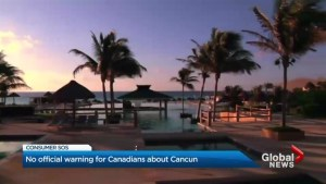 Cancun killing continues, tourists not deterred