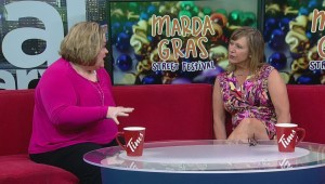 The community of Marda Loop hosts annual Marda Gras Street Festival